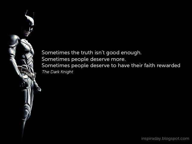Quotes About Batman Movie 34 Quotes