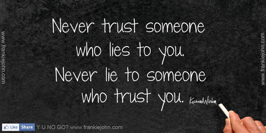 Quotes about Trust someone you love (39 quotes)