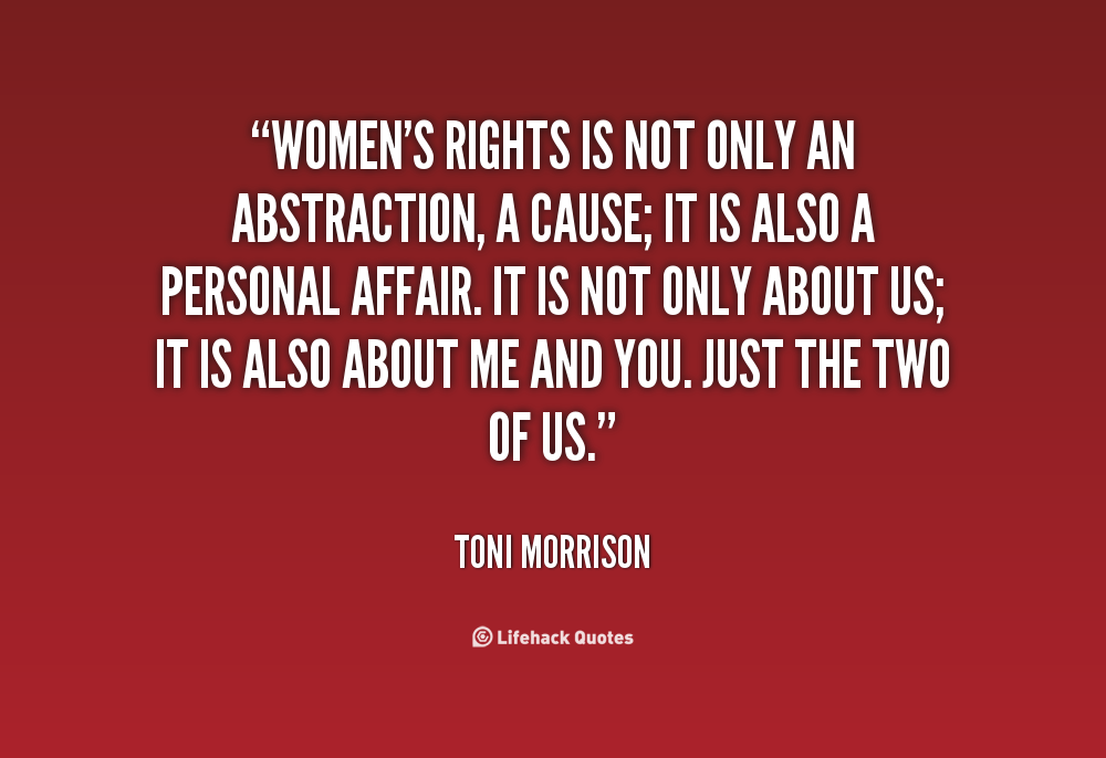 's Rights Quotes | Quotes About Women S Rights In Islam 16 Quotes