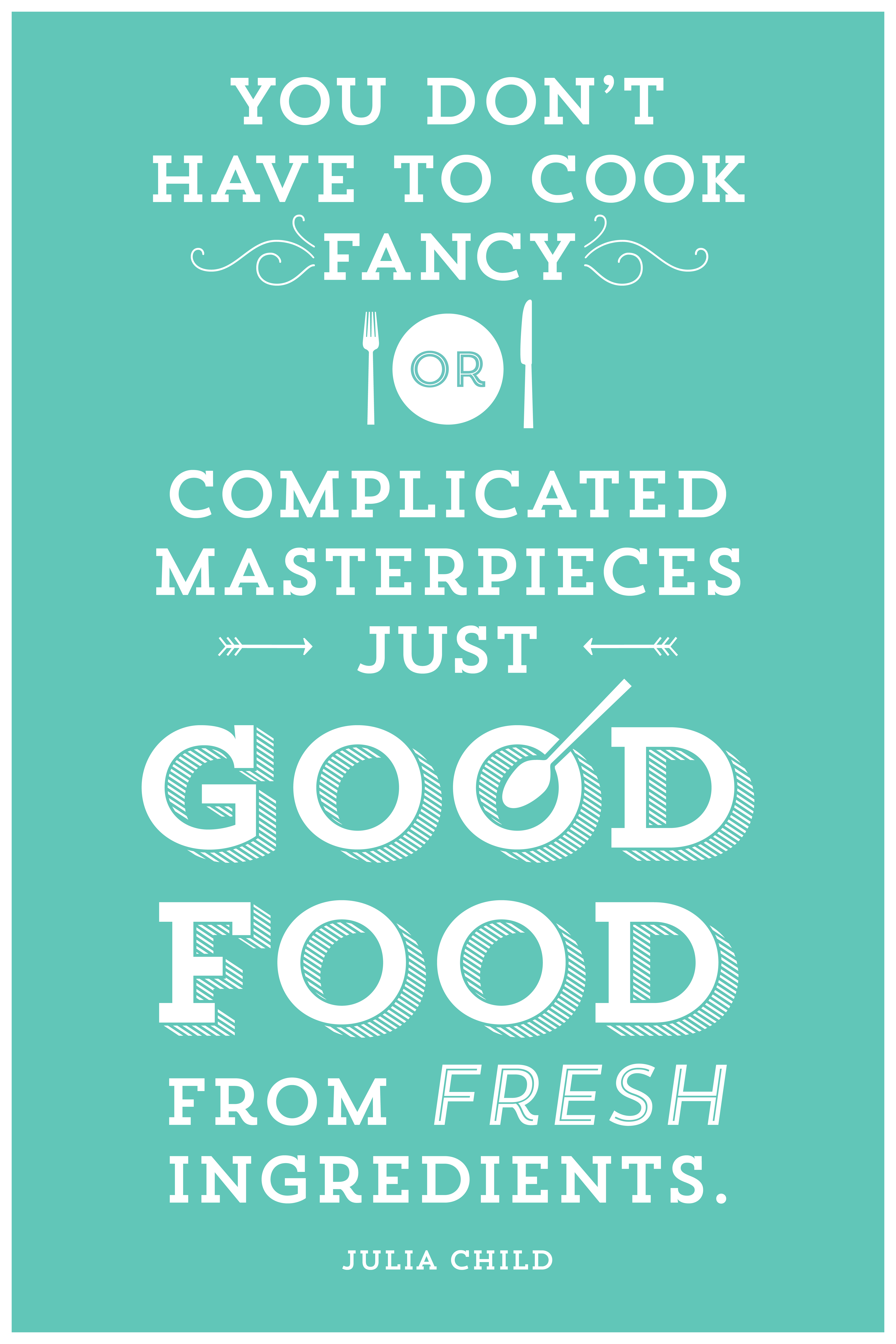 Beautiful Meal Ideas Quotes