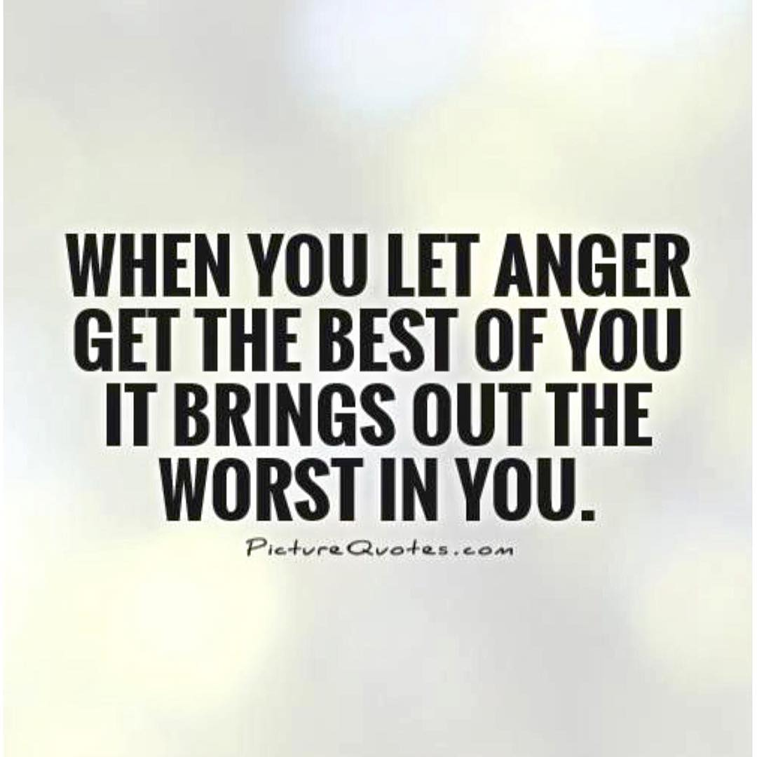 Sayings About Anger: Quotes About No Anger (121 Quotes