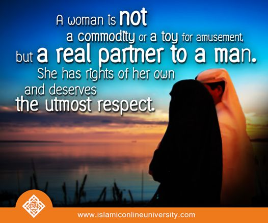 women rights in islam essay