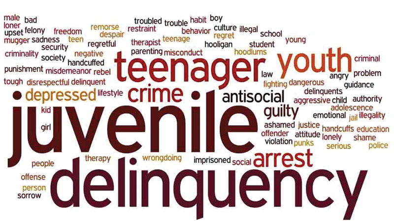 juvenile delinquency in the united states The ucr program considers a juvenile to be an individual under 18 two-year arrest trends show violent crime arrests declined 53 percent in united states total:.