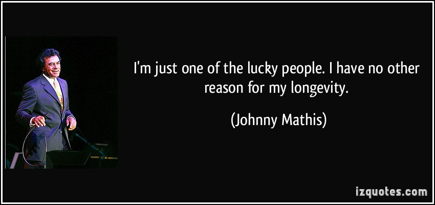 Quotes About Lucky One 160 Quotes