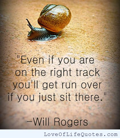 Quotes About Right Track 108 Quotes