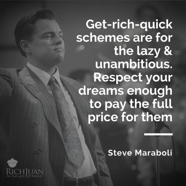 Quotes About Get Rich Quick 54