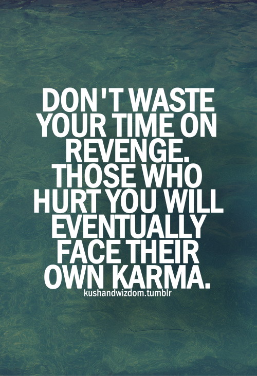 Quotes about Seeking Revenge 27 quotes