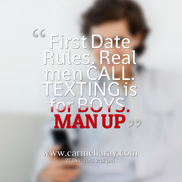 Quotes about First date (135 quotes)
