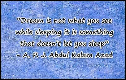 Quotes about Dreams while sleeping 17 quotes