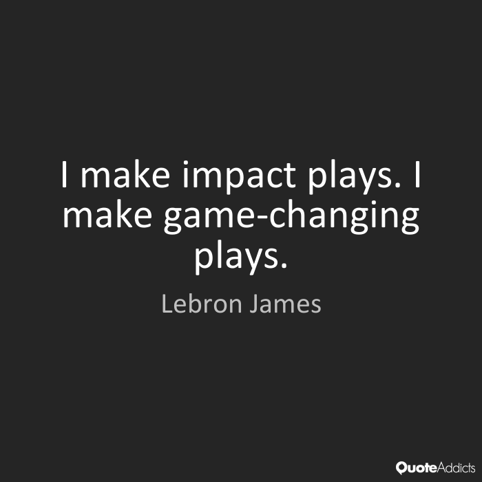 Quotes About Making Impacts 37 Quotes