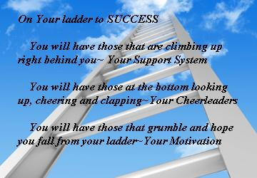 quotes about moving up the ladder 22 quotes