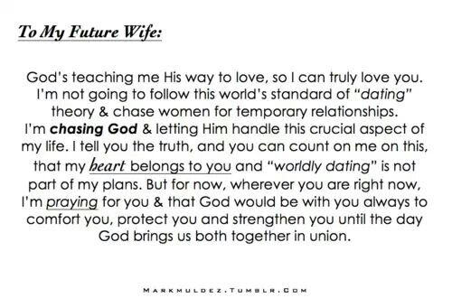 essay about your future husband Essays - largest database of quality sample essays and research papers on my perfect future husband.