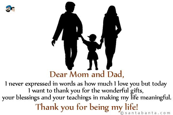 Imágenes De I Love My Mom And Dad Quotes In Hindi