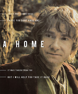 Quotes About Home The Hobbit 22 Quotes