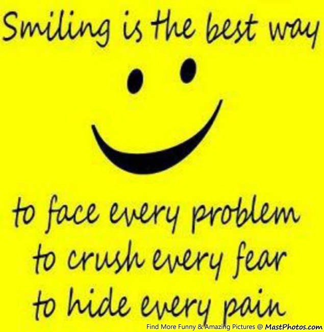 Quotes About Smiley Face 33 Quotes