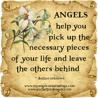 Quotes about Angels And Death (36 quotes)
