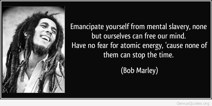 Quotes About Bob Marley (108 Quotes