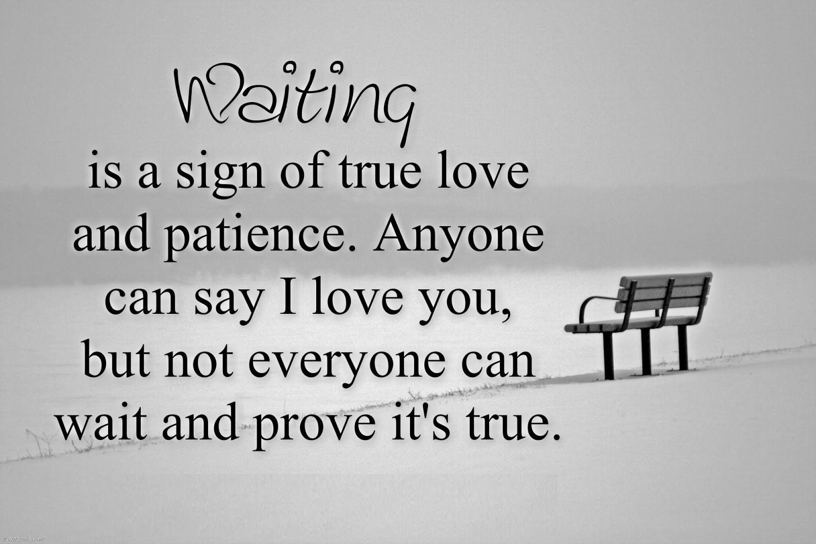 Signs its true love
