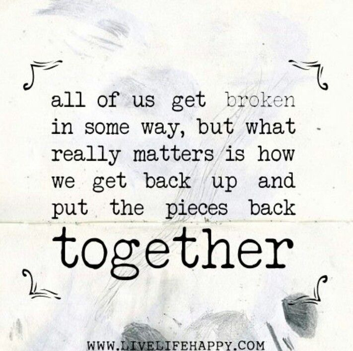 Quotes About Back Together Again 80 Quotes