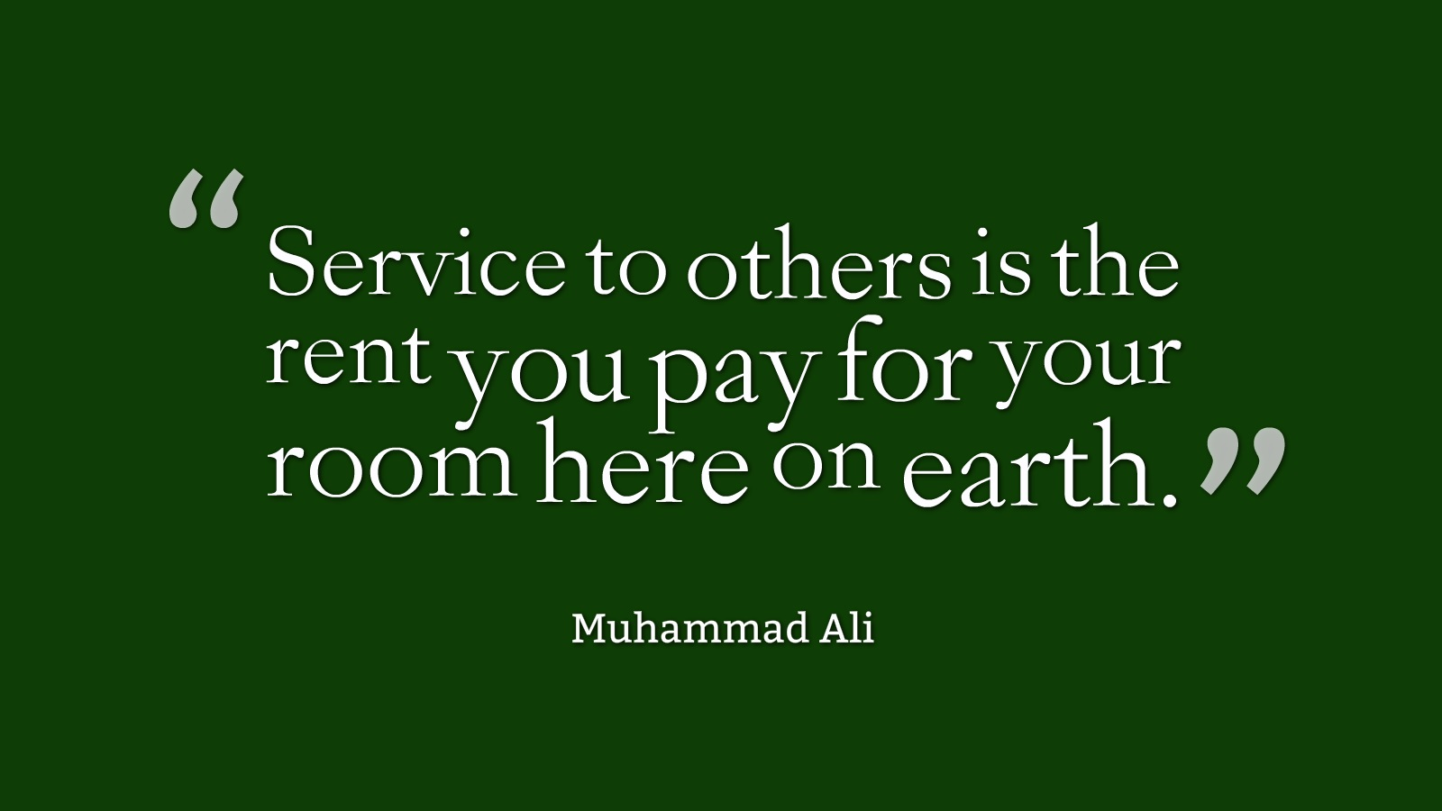 Quotes about Service and helping others (17 quotes)