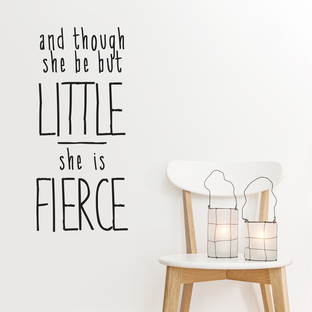 Quotes about Small but powerful (30 quotes)