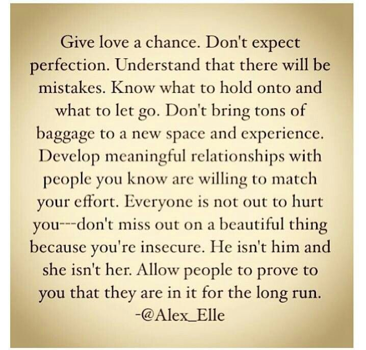 Relationship Quotes Second Chance: Quotes About Another Chance At Love (11 Quotes