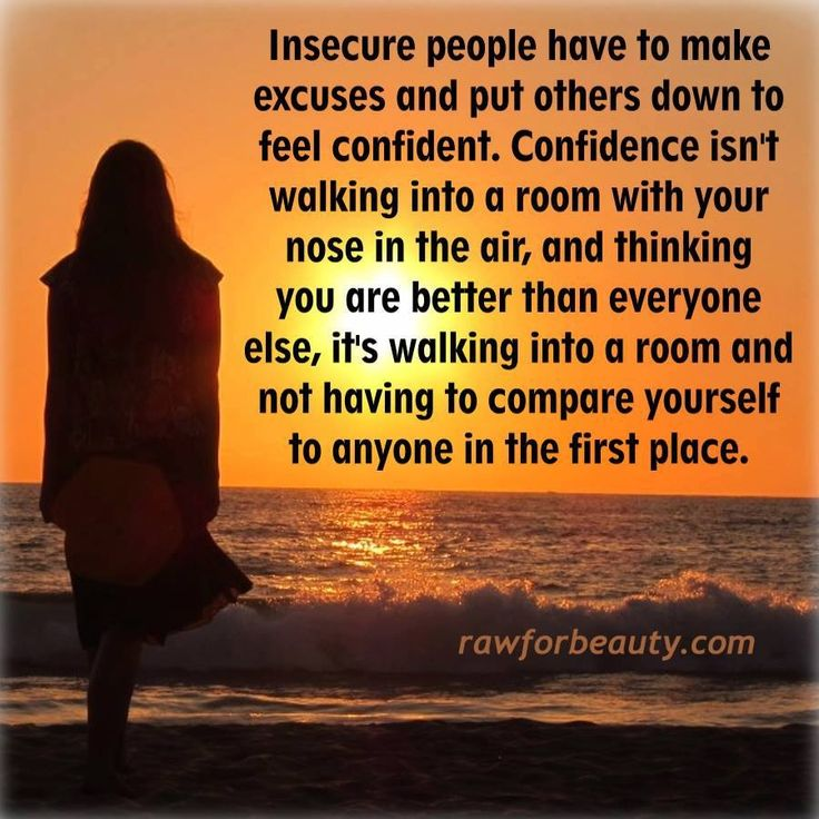 Quotes About Insecure People 74 Quotes