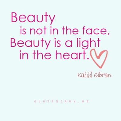 quotes about beauty comes from within 35 quotes