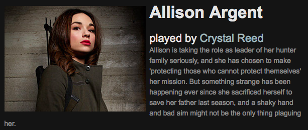 Quotes about Allison (45 quotes)