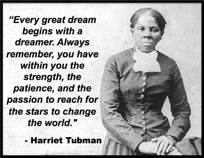 Quotes about Dreams harriet tubman (22 quotes)