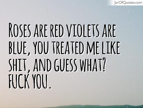 Roses Are Red Violets Are Blue Quotes 100 Roses Are Red