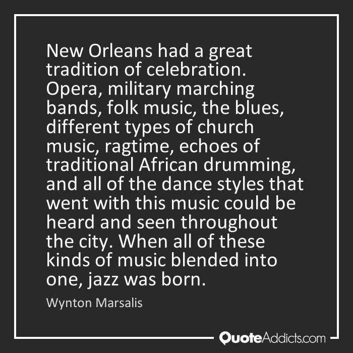 Quotes about New Orleans (378 quotes)