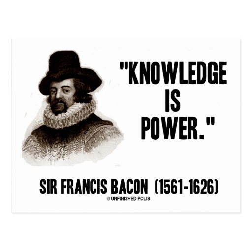 Quotes About Power Of Knowledge