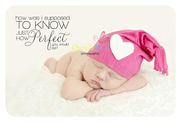 cute newborn quotes