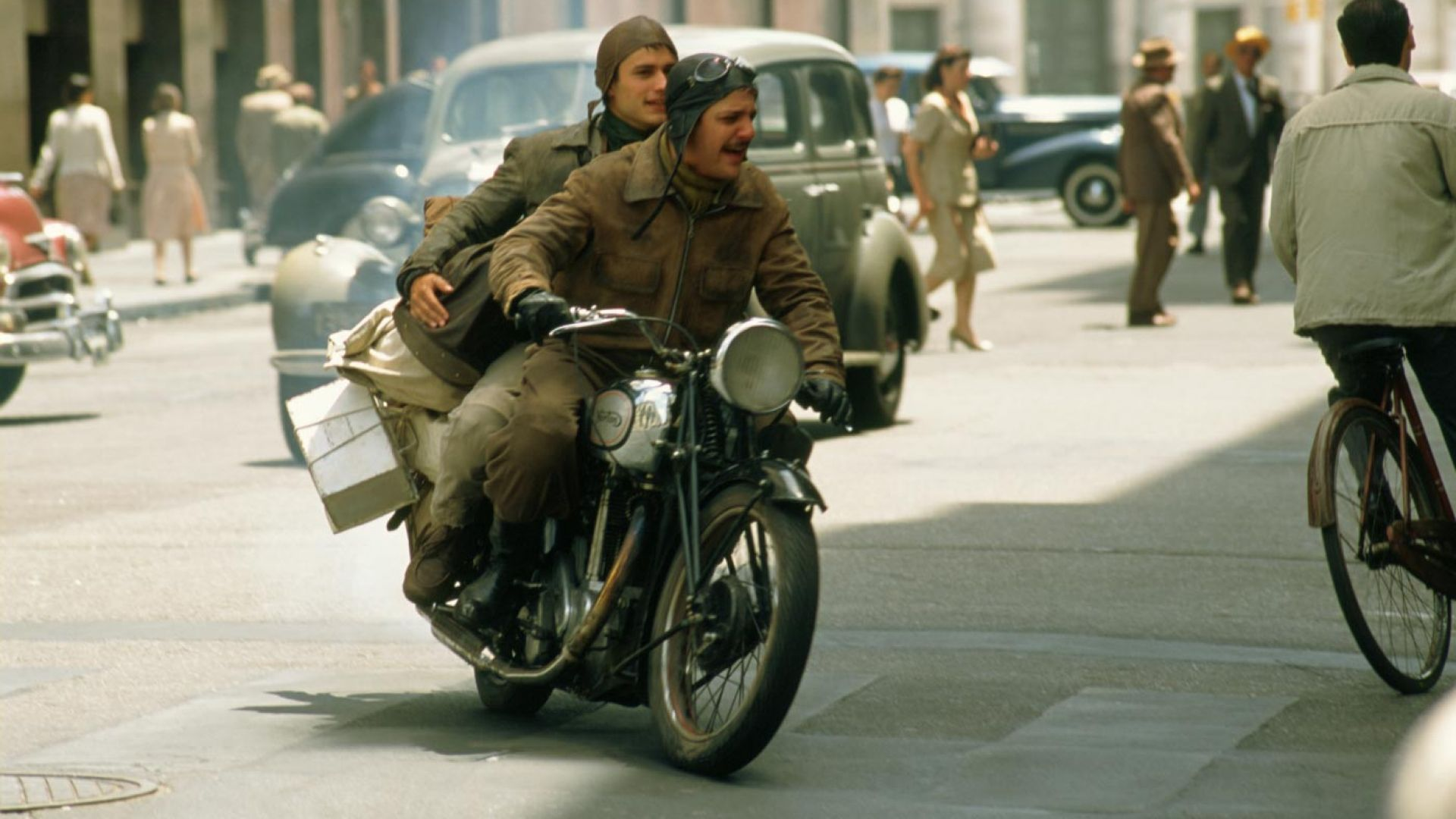 essay about the motorcycle diaries