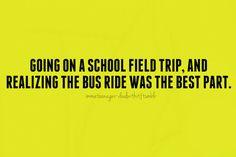 persuasive essay on a school field trip