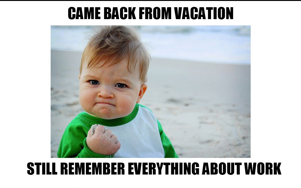 Quotes about After vacation (45 quotes)