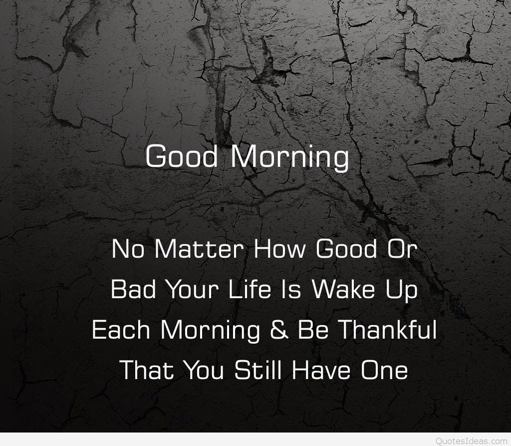 Quotes About Say Good Morning 43 Quotes