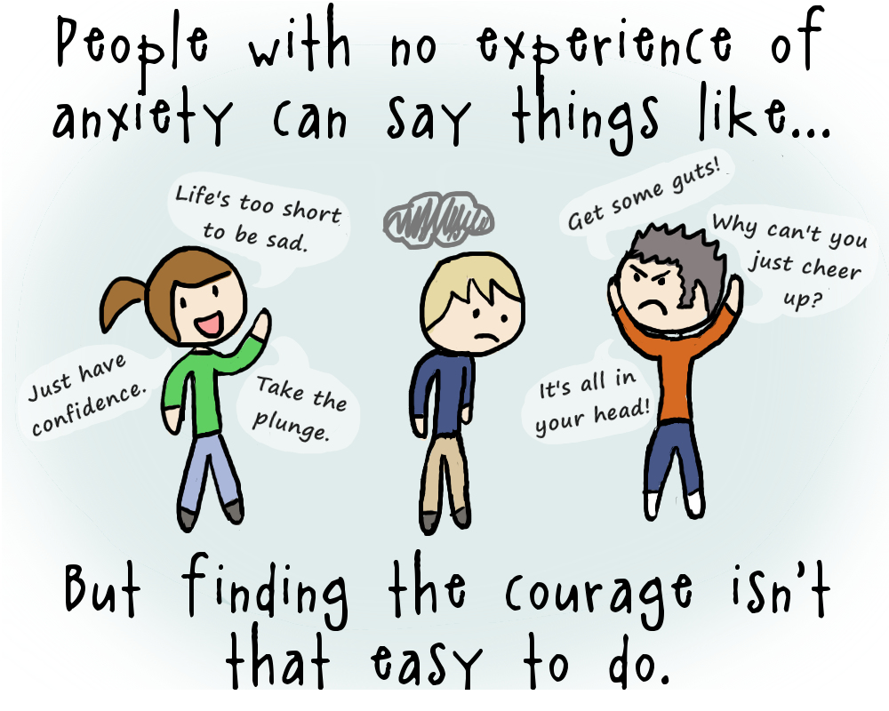 Quotes About Anxiety (588 Quotes