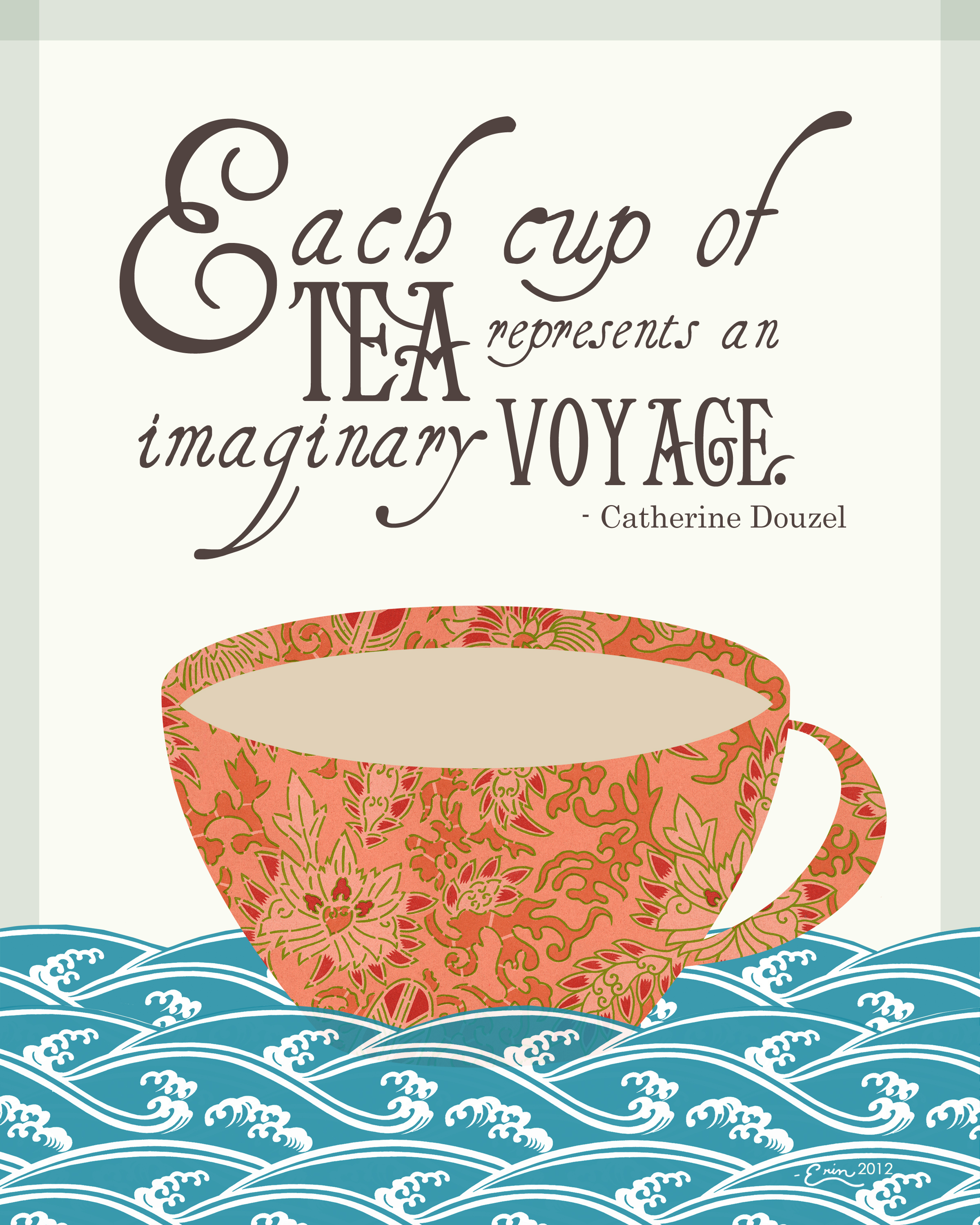 Quotes about Tea Time (60 quotes)