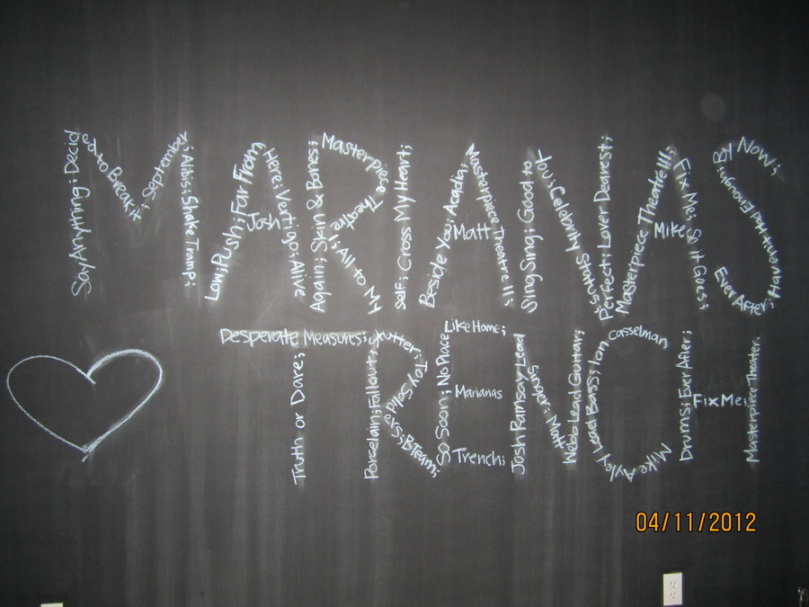 Quotes about Trench (67 quotes)