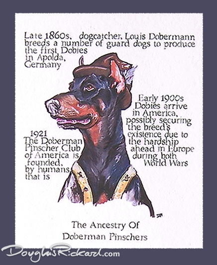 Quotes About Dobermans 32 Quotes
