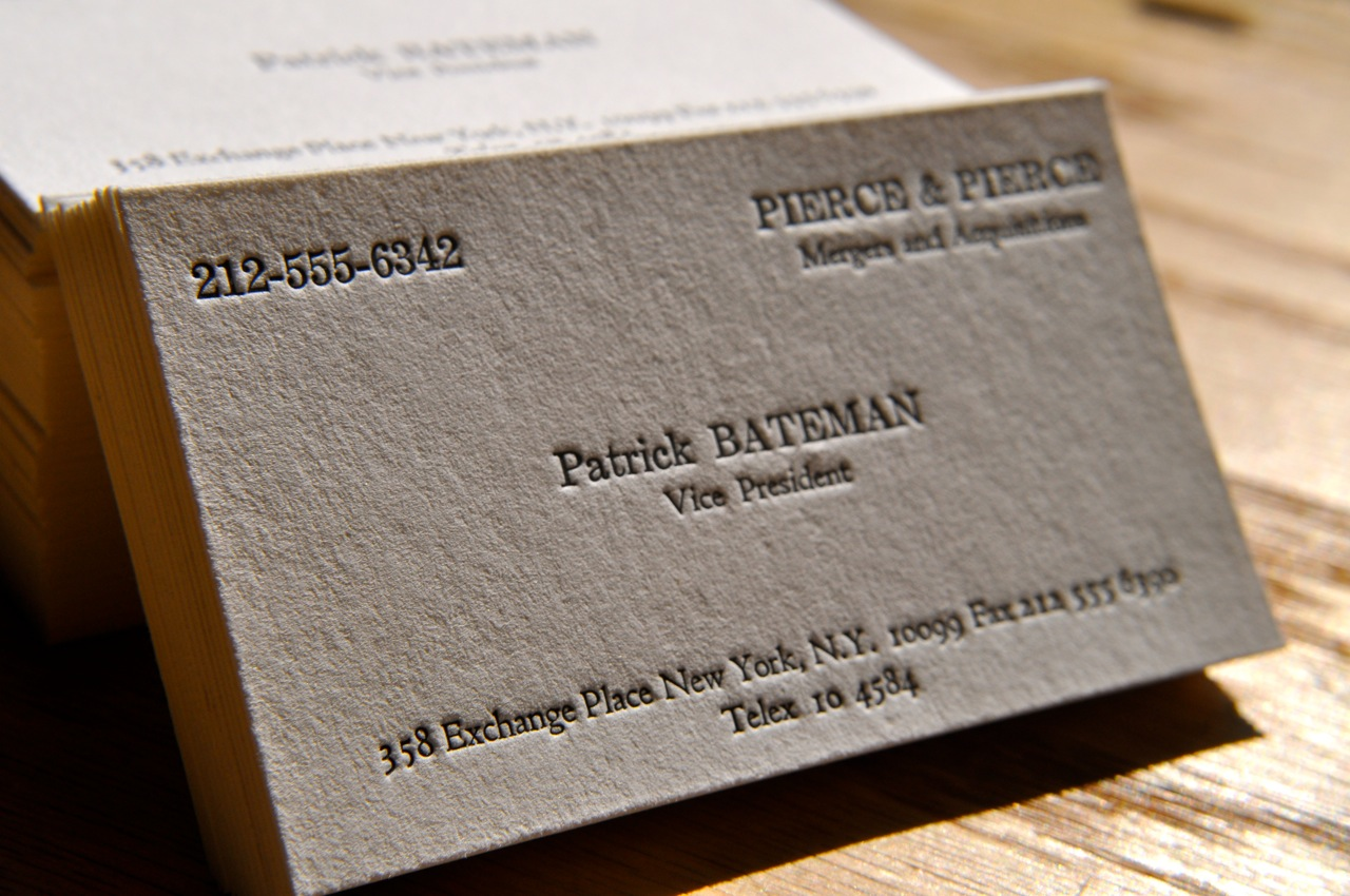 Quotes about Business card (77 quotes)