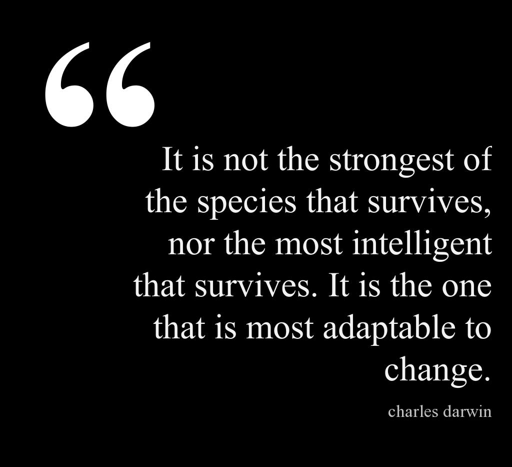 Inspirational Survival Quotes: Quotes About Survival Of The Fittest (62 Quotes