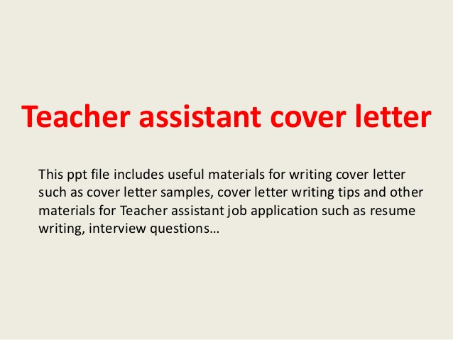 Quotes About Teacher Assistants 42 Quotes