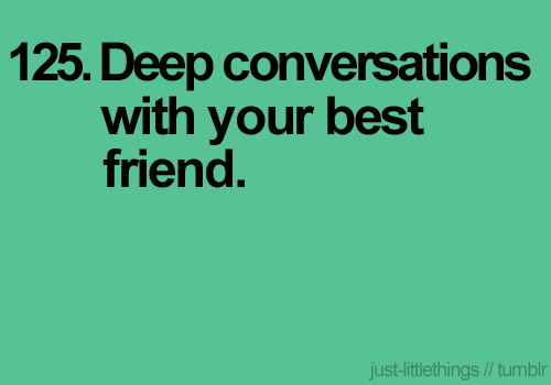 quotes about deep conversation quotes