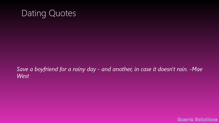 Quotes About Dating 407 Quotes