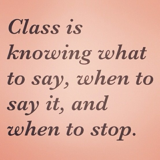 Quotes about Class and love (66 quotes)