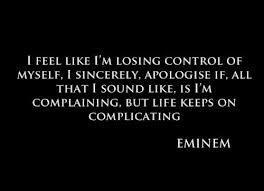 Quotes About Change Eminem 13 Quotes