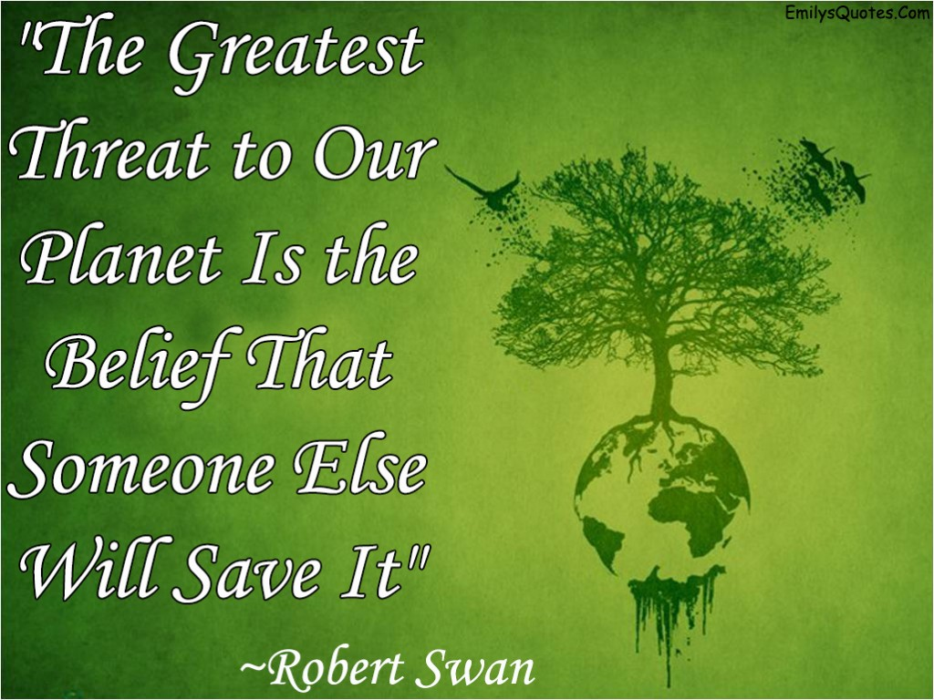 Quotes about Environmental (540 quotes)